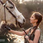Sophie Pferd Portrait Österreich tfp privates Fotoshooting